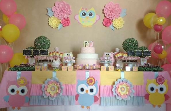 Ideas para decoracion de baby shower - Idea de decoracion ...