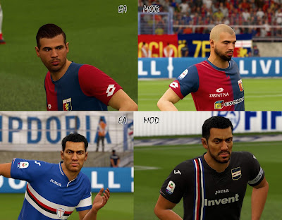 FIFA 19 Faces Minipack 1 by APasZ