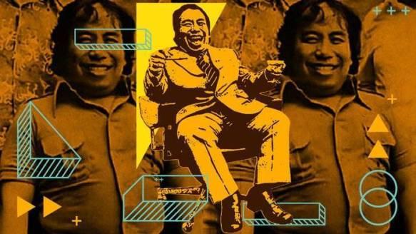 Nostalgia Profil Pelawak Ateng,  Merajai Komedi Layar Perak  Ateng Memang Lucu Dan Kocak