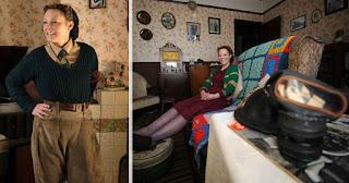 Η γυναίκα που έχει εμμονή με το παρελθόν και ζει μόνιμα στο 1939