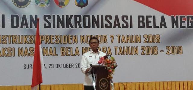 Wiranto: Yang Tidak Setuju Pancasila, Pergi Saja dari Indonesia