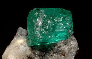 Piedra mágica: Esmeralda