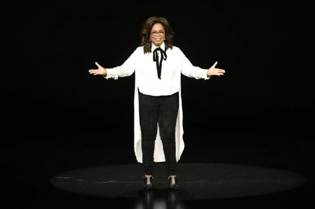 Oprah Winfrey Is Bringing Two Shows To The Newly Launched Apple TV+