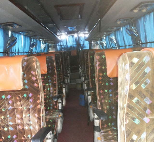 Kathmandu to Delhi Bus