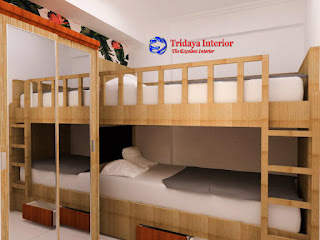interior-kamar-anak-apartemen-green-park-view-2-bedroom
