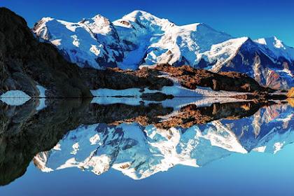 7 Gunung Tertinggi di Eropa yang Mesti Kamu Ketahui