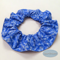 Winter Dog Bandanas and Scrunchie Ruffles