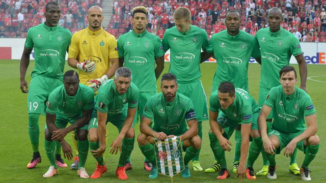 Fransa 1. ligi şampiyonları Saint Etienne - Kurgu Gücü