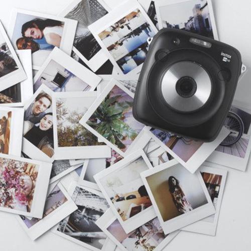 Tinuku Fujifilm Instax Square SQ10 Instant Hybrid Camera Realizing Instagram