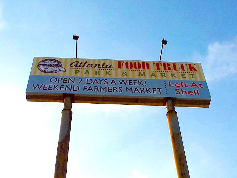 Atlanta Food Truck Park And Market