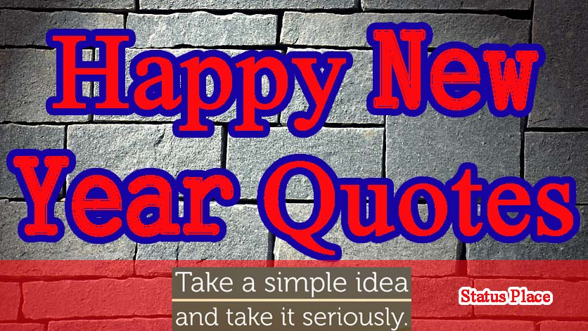 Happy New Year Quotes images