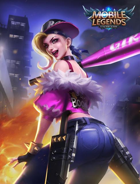 Kumpulan Gambar Dan Wallpaper HD Game Mobile Legends Skin