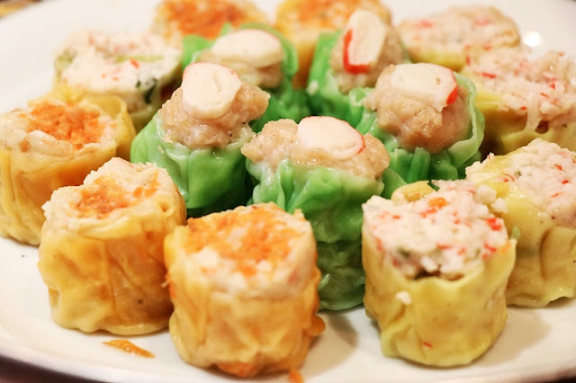 Buffet Shah Alam Lunch Menu - Dim Sum