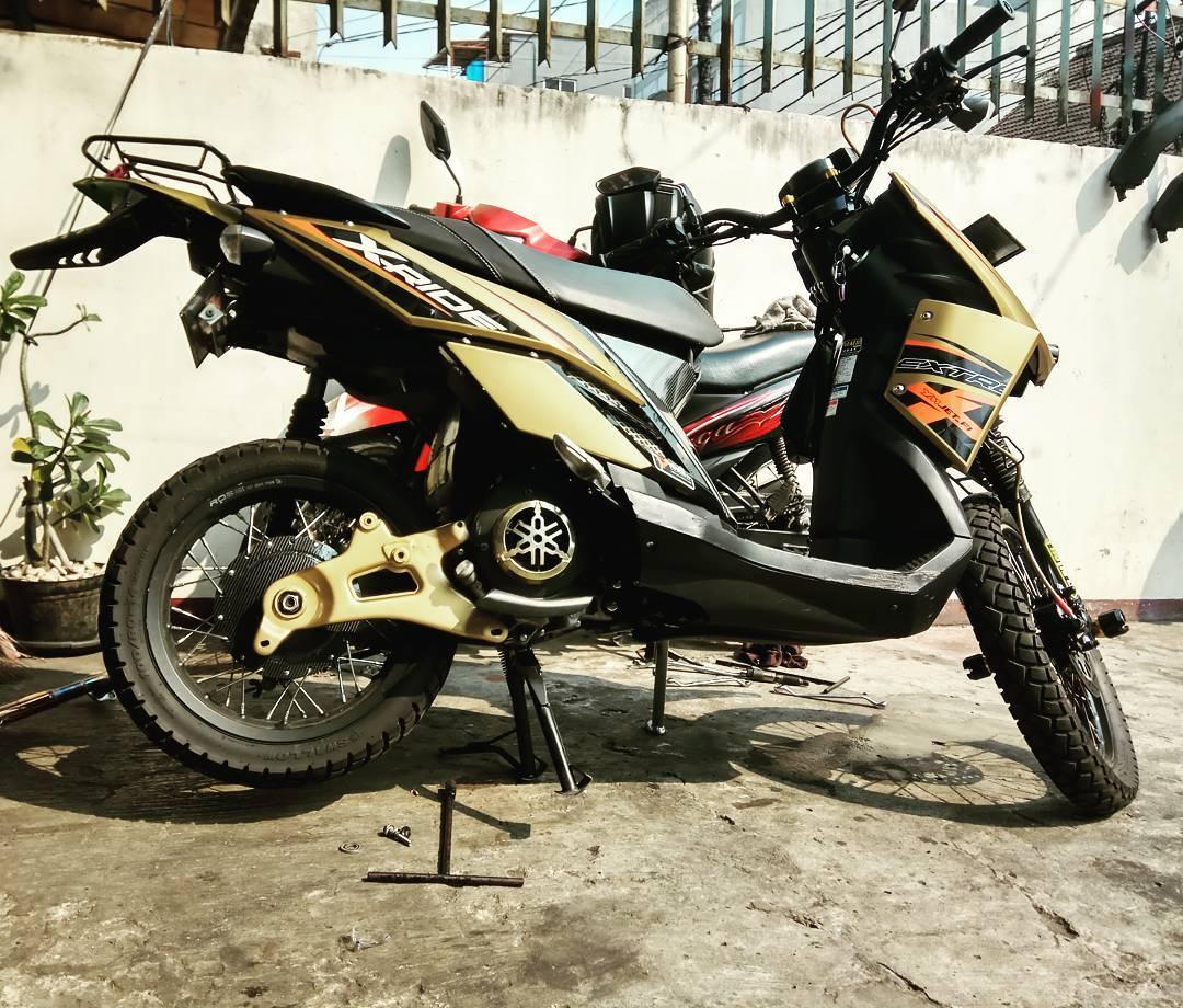 69 Bengkel Modifikasi Motor X Ride Jakarta Terkeren Gedheg Motor
