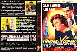 La calle de atrás (1961) - Carátula