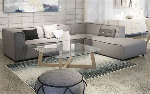 Modern contemporary sofas and sectionals for small spaces