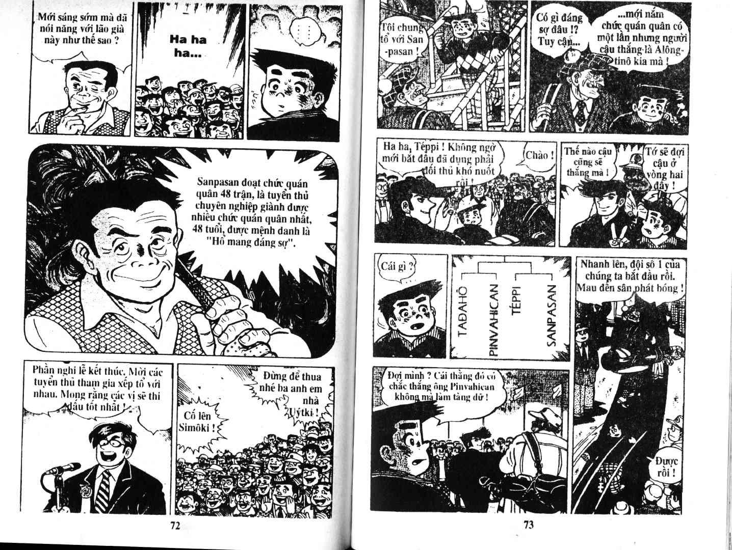 Ashita Tenki ni Naare chapter 50 trang 35