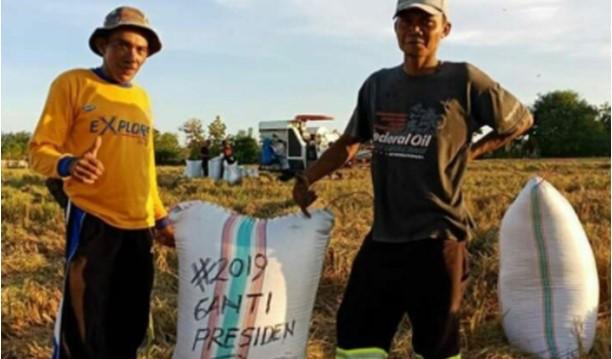 Kekuatan #2019GantiPresiden Menyeruak hingga ke Kampung-Kampung