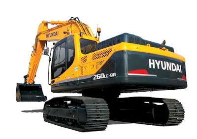 hyundai r290lc 7 crawler excavator service repair manual