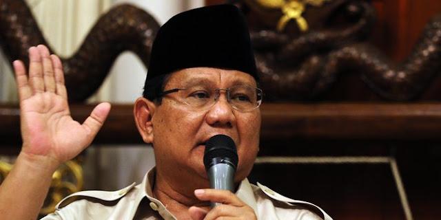 Prabowo pastikan ketua Timsesnya Djoko Santoso
