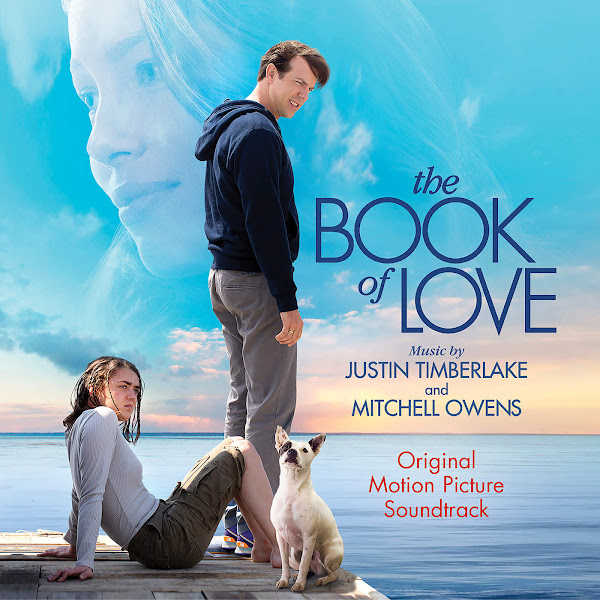 Justin Timberlake - The Book of Love (Original Motion Picture Soundtrack) Cover