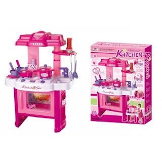 Set Dapur Mainan Mini Kitchen