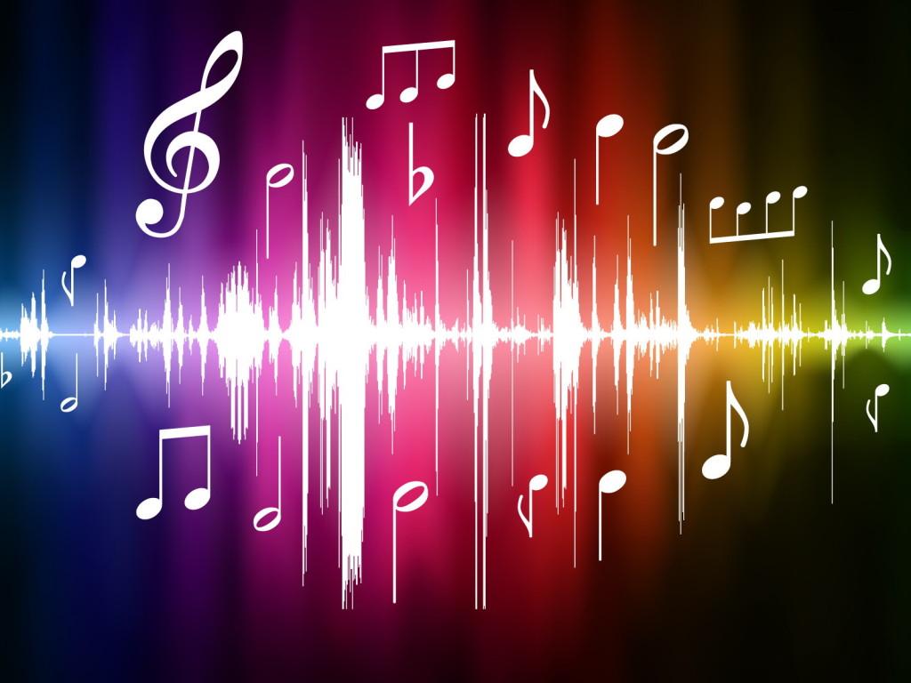 Music Notes Desktop Wallpaper