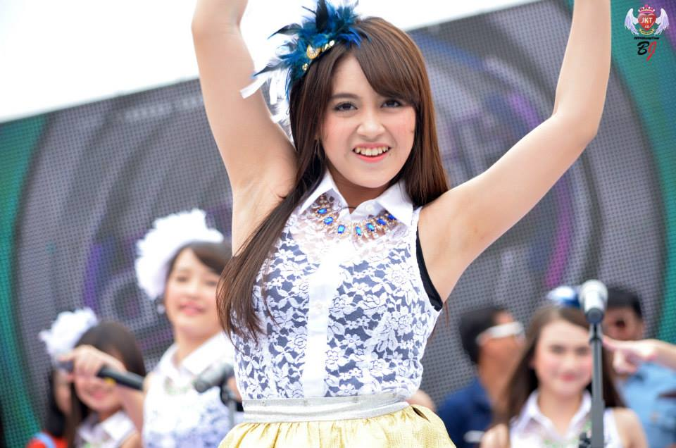 Foto Ketiak Nabilah JKT48 - Kumpulan Foto