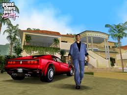 Grand Theft Auto-Vice City PC Game Free Download