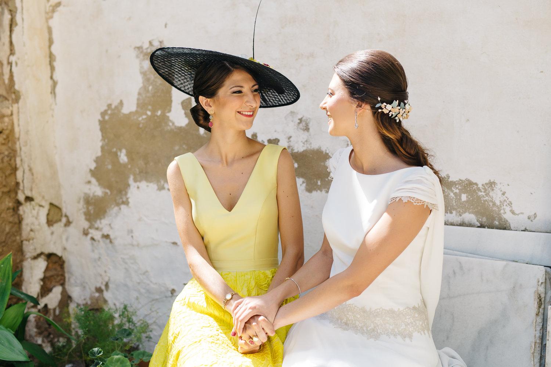 Vestidos hermana novia valencia