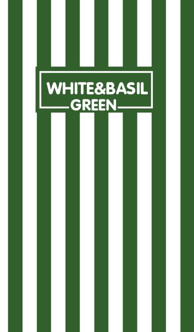 BASIL GREEN & WHITE THEME (JP)