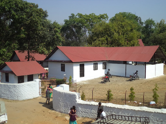 rapti eye hospital building