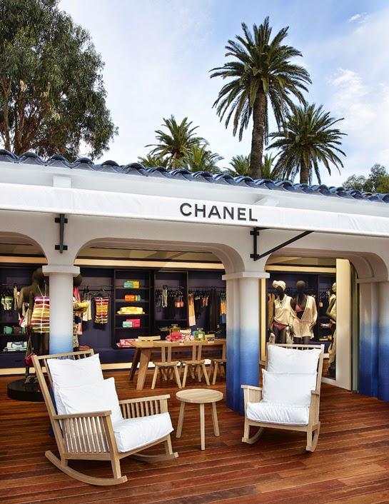 Chanel in Saint Tropez