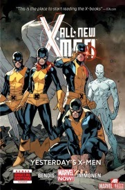 Cover of All-New X-Men Volume One: Yesterday's X-Men