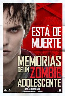 Memorias de un zombie adolescente<br><span class='font12 dBlock'><i>(Warm Bodies)</i></span>