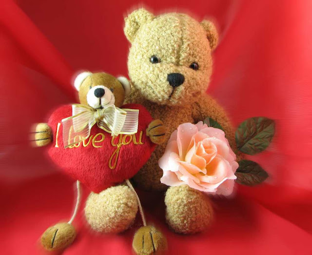 happy teddy day images HD