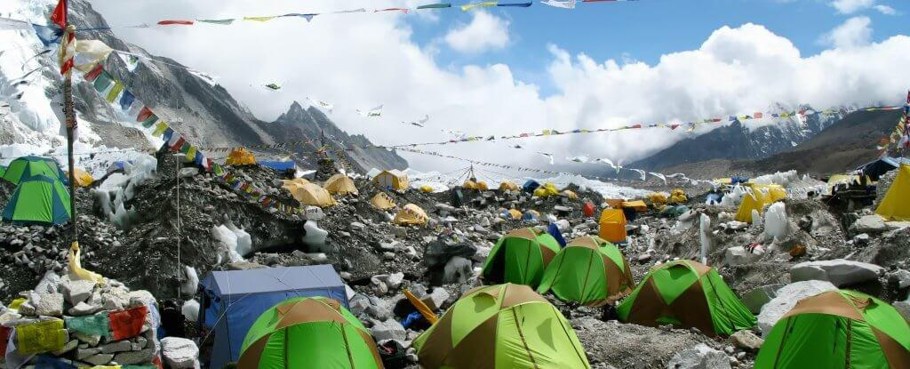 Everest Has Turned into the Highest-Altitude Rubbish Dump on the Planet