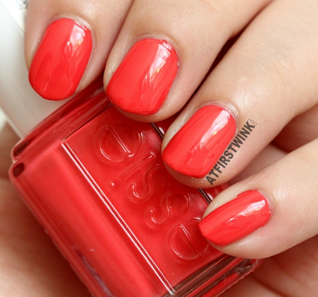 Essie summer 2015 sunset sneaks swatch