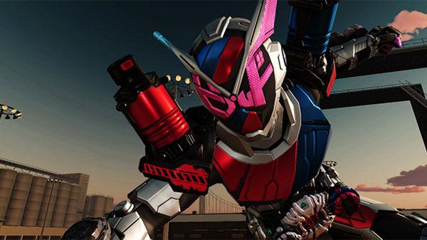 Game Kamen Rider Climax Scramble Zi-O