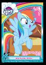 My Little Pony Rainbow Dash Series 5 Trading Card