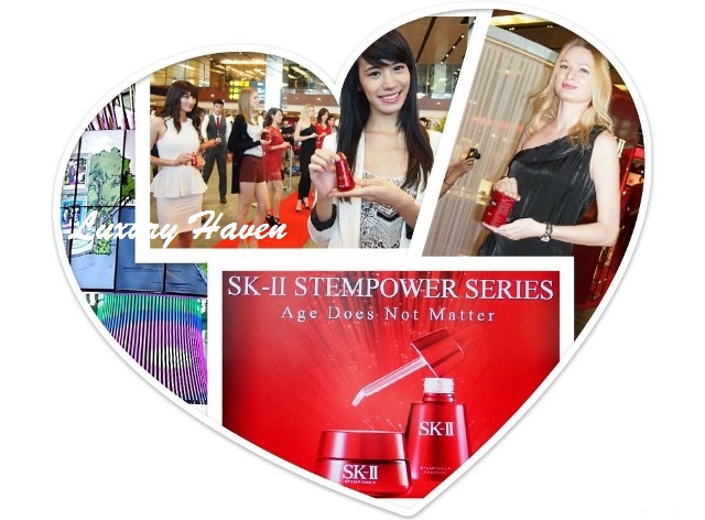 sk-ii first in the world launch stempower series
