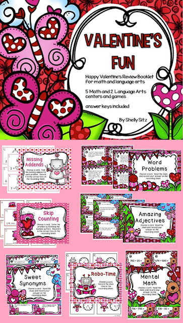 Smiling and Shining in Second Grade: Valentine\'s Day Ideas and ...