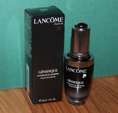 Génifique и Visionnaire от LANCÔME