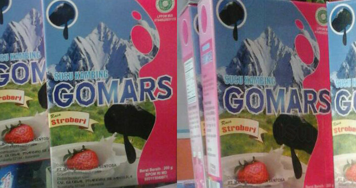 Harga Gomars Strawberry BPOM