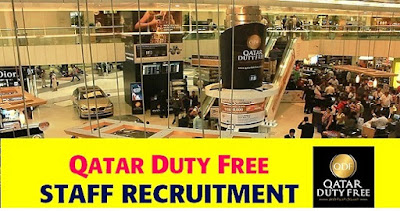 Job Vacancies At Qatar Duty Free