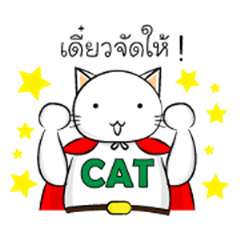 THE CAT!