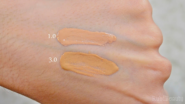 review opinion revision maquillaje double wear light estee lauder makeup swatch
