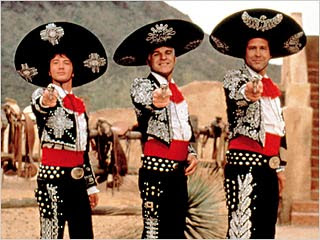 Jeff Arnold's West: ¡Three Amigos! (Warner Bros, 1986)