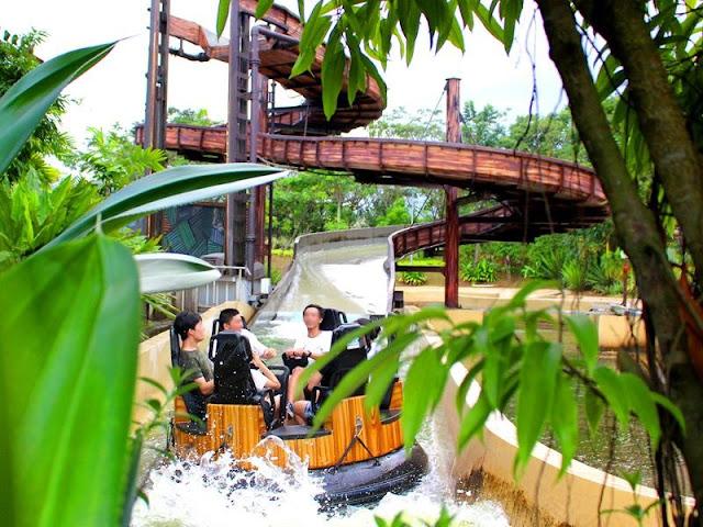 Jungleland Adventure Theme Park Sentul, Bogor
