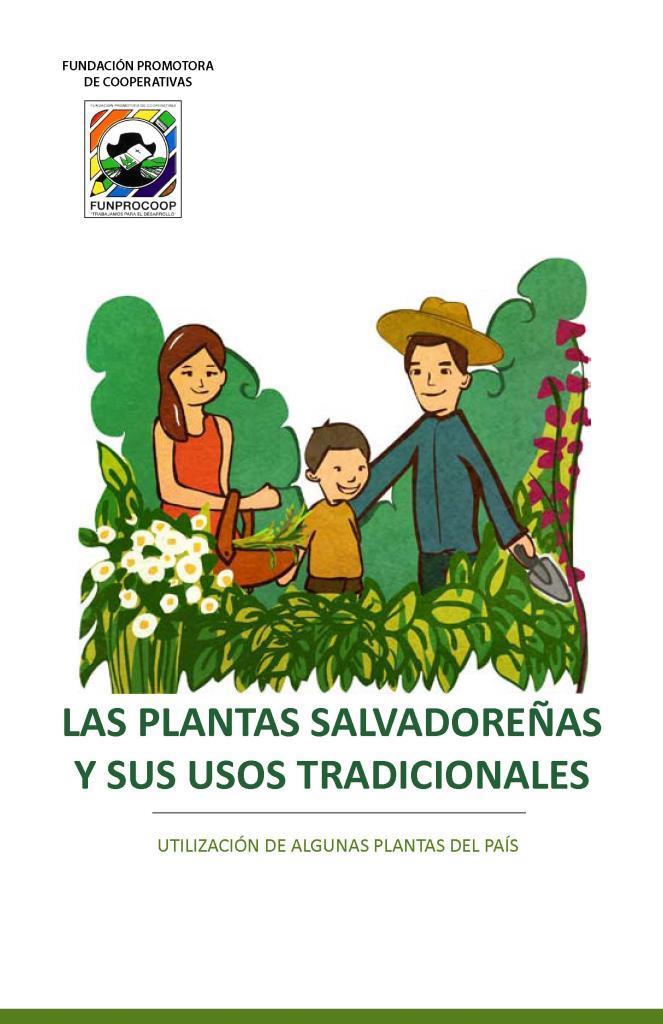 Las plantas salvadoreñas y sus usos tradicionales